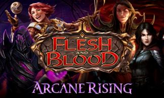 Arcane Rising - Unlimited