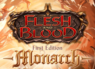 Monarch - First Edition